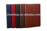 High Quality Leather Flip Cover For iPad Air
