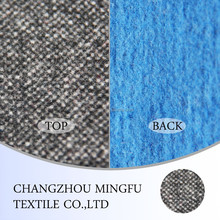 2015 New Fashion double faced Woolen Tweed Fabric, Tweed Fabric Suit, Tweed Woolen Fabric