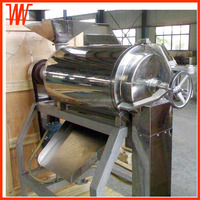 High quality Stainless steel Grape Press machine