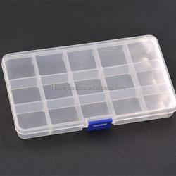 Transparent Plastic Case