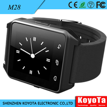 2014 New product High Quality Cheap Price Bluetooth Watch With Touch Screen For Sony Smart Watch