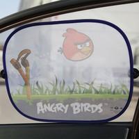 Fashional customized logo printed car front sunshade side window sunshade