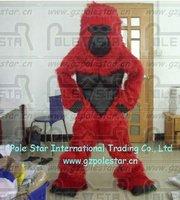 2012 ape cartoon plush costume NO.696