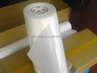 black and white high barrier nylon film for plastic steel profile
