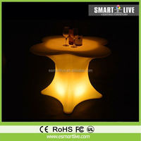 party decoration LED lighted walkway stand for wedding planning