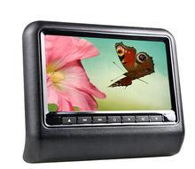 dual screen car dvd player dvd portable headrest player for toyota