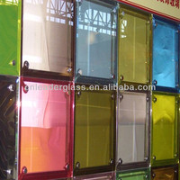 stained laminated glass for decorative