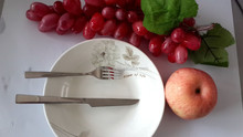 Super Fine Western Tableware High-grade Stainless Steel Special Steak Knife And Fork