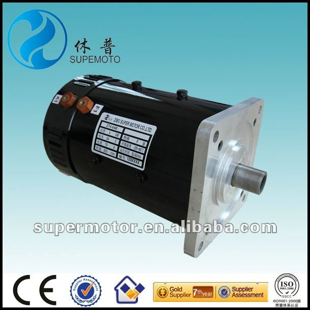 4kw 48v Electric Car Dc Motor Buy Dc Motor With Square
