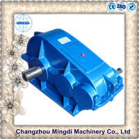 ZQ Series Cylindrical Softened Reducer Agriculture Gear box Transmission Gearbox Parts with electric motors for fishing boats