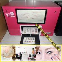 Digital Nice Lady magic nail printer machine For Salon
