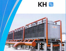 KH 125 Crossflow Square Type Cooling Tower