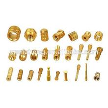 precisión de moldes para insertar piezas de torneado