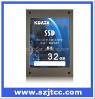 32GB Solid State Hard Drive SATA2 SLC Chip 32GB SSD SLC SSD 32GB for System