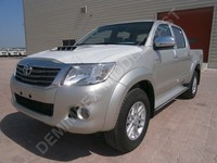 New Car Toyota 4WD 3.0L Vigo