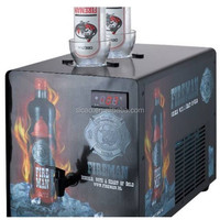 Compressor Daiquiri Machine Vodka dispenser for Wine Bar