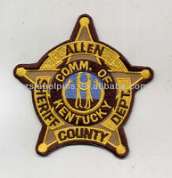 3D embroidery patches woven patches emblem patches
