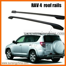 roof side rail auto Parts Toyota rav4 roof rack car accessories china