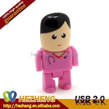 2015 Novelty 2GB Medical Workers USB Flash Memory