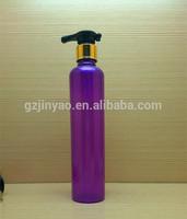 100ml 3.3oz round plastic bottles for toner/hair conditioner/travel pack/essential oil