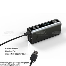 top quality 30watt Kamry30 Mini e-cig electronic cigarette kamry 30 variable wattage 7-30w high voltage e-cigarette