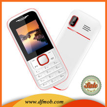 Ultra Slim FM Unlocked Wap Gprs Quad Band Dual SIM Whatsapp Quad Band GSM Mobile Phones 1015