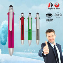 Office supply 3 color touch pen for 3G phone
