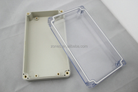 small waterproof plastic boxes enclosure for electronic device