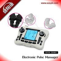 2014 health care lymphatic massage machines/prostate massage/electric massage