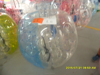 0.8mm TPU/PVC play bubble soccer,bubble ball suit,inflatable bumper ball