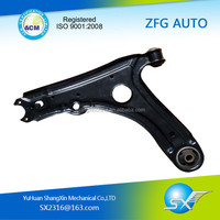 macpherson strut rear suspension lower arm of a car for Chery A15
