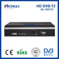 nuevo diseño del 2015 de decodificador HD de receptor MPEG4/H.264 HD DVBT2