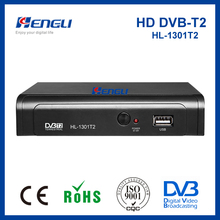 2015 new design MPEG4/H.264 HD DVBT2 receiver hd decoder