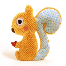 Manufacturer OEM Cute Plush Stuffed Animal Squirrel