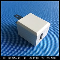 factory OEM 5v1a 5v2a mini size mobile universal blow Charger phone