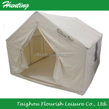 3-4 people party canvas tent / yurt camping tent for sale