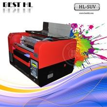 Metal signs multi-function flatbed printing machine