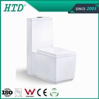 Mordern Washdown One piece Toilet Bidet Combination ---HTD-0806