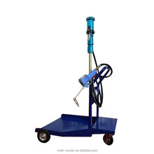 Heavy duty mobile oil kit