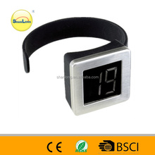Advertising Household LCD Bottle Wine Thermometer