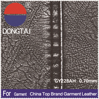DONG TAI High quality high quality make leather clothing for garment