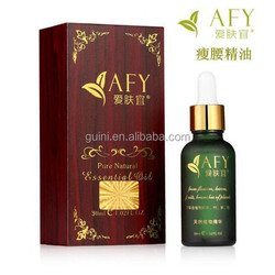 HOT! High Efficient AFY Potent Thin face essence with Aromatherapy Oil get rid of edema
