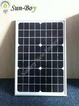 Monocrystalline 15 Watt Solar Panel