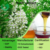 Sophora flower bud powder sophora japonica extract quercetin
