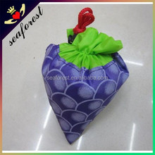 Fruit shape foldable shopping bag folding shopping bag
