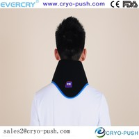 neck cold Analgesic effects arthritis cold therapy arthropathy cold wrap therapy