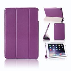 Ultra Thin Leather Cover Case For iPad Mini 4 Tablet Cover For iPad Mini 4 Custom Case Smart Cover For iPad Mini