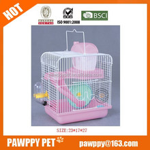 Pet hamster cage