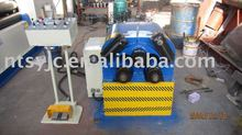 steel pipe rolling machine & section bender