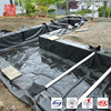 Fish pond liner 1.5mm HDPE geomembrane for fish tank farming